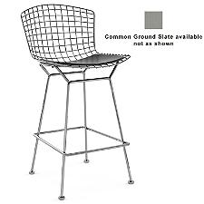 Bertoia Barstool with Seat Cushion - OPEN BOX  -  Authorized Retailer