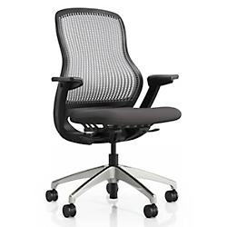 ReGeneration Desk Chair by Knoll (Grey) - OPEN BOX RETURN