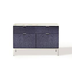 Florence Knoll Four Drawer Credenza