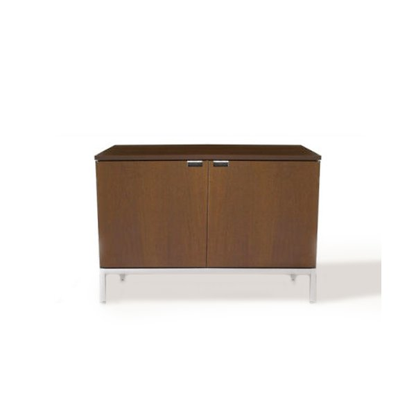 Florence Knoll Two Storage Cabinet Credenza
