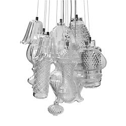 Ceraunavolta Multi-Light Pendant