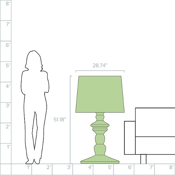 Alibabig Floor Lamp