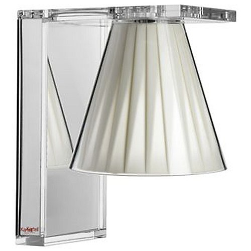 Light air wall sconce by kartell at lumens aloadofball Images