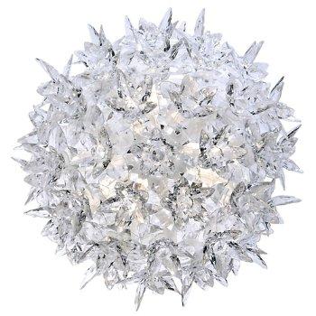 Shown lit in Transparent Crystal color, Ceiling application