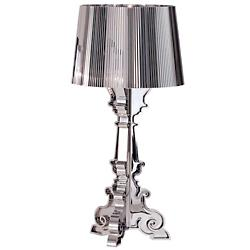 Bourgie Table Lamp (Silver) - OPEN BOX RETURN