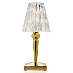 Precious Battery Table Lamp (Gold) - OPEN BOX RETURN