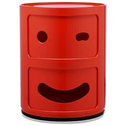 Smile Componibili Storage Unit, Smile Wink