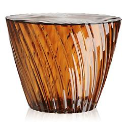 Sparkle Side Table (Amber) - OPEN BOX RETURN
