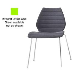 Maui Soft Chair (Kvadrat Divina Green) - OPEN BOX RETURN