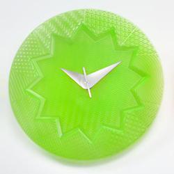 Crystal Palace Clock (Green) - OPEN BOX RETURN