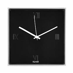 Tic&Tac Wall Clock (Black) - OPEN BOX RETURN