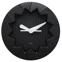 Crystal Palace Clock (Black) - OPEN BOX RETURN