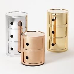 Precious Componibili Round Storage Modules