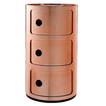 Shown in Copper, 3 Hi