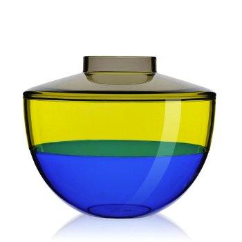 Shown in Smoke-Yellow-Blue