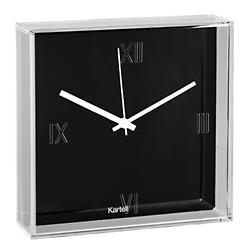 Tic&Tac Black Wall Clock