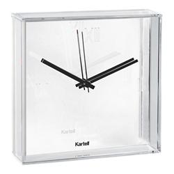Tic&Tac White Wall Clock