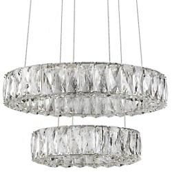 Solaris 2-Tier LED Pendant