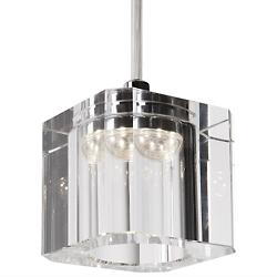 PD126 Crystal Mini LED Pendant