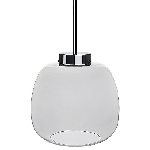 Mason glass led pendant by kuzco lighting at lumens com