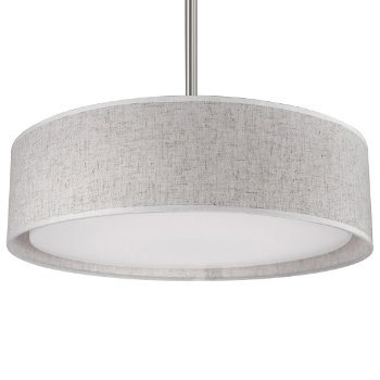 Dalton LED Pendant/Semi-Flushmount No. PD7916