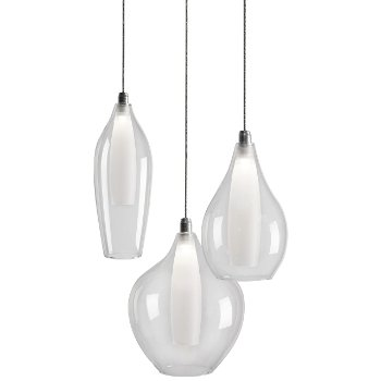 Victoria Multi Light LED Pendant
