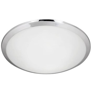 Shown in Chrome finish, 15 inch size