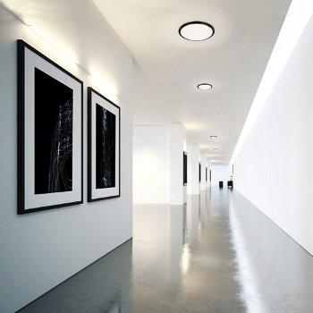 Shown in Black finish