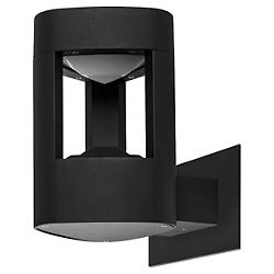 Pyramid Outdoor LED Wall Sconce