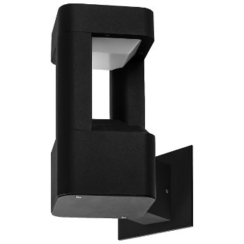Diamond Outdoor LED Wall Sconce