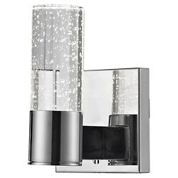 77001 LED Bath Wall Sconce (Chrome) - OPEN BOX RETURN