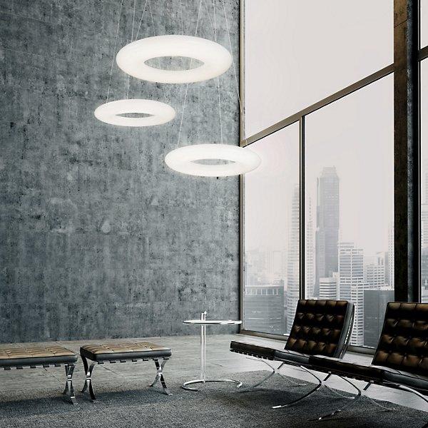 Cumulus LED Mini Pendant
