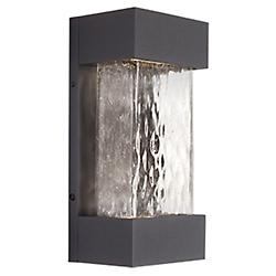 Moondew LED Outdoor Wall Sconce (Small) - OPEN BOX RETURN