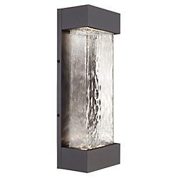 Moondew LED Outdoor Wall Sconce (Medium) - OPEN BOX RETURN