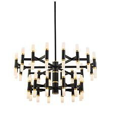 Draven 2 Tier LED Chandelier