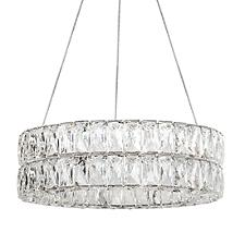 Solaris Double LED Pendant Light