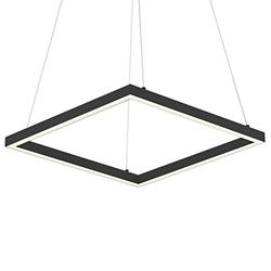 Piazza LED Square Pendant