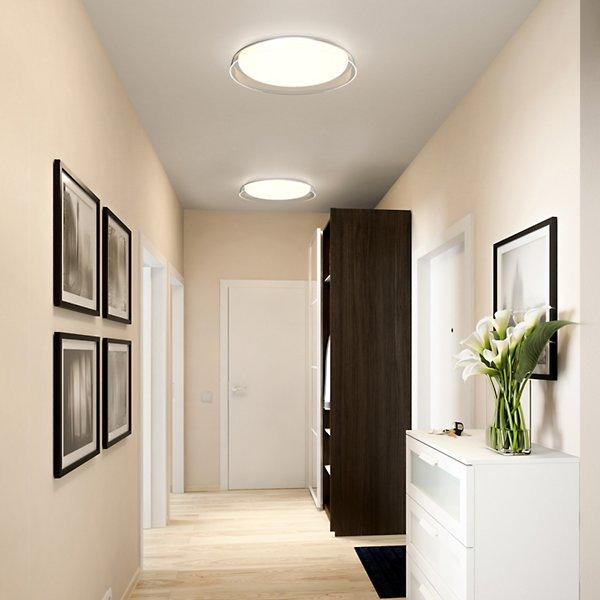 Hampton LED Flushmount