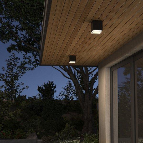 Sunset LED Outdoor Flushmount