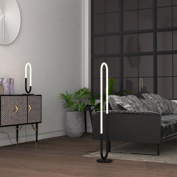 Huron LED Floor Lamp