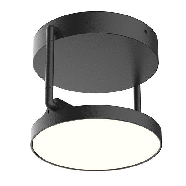 Novel LED Semi-Flushmount