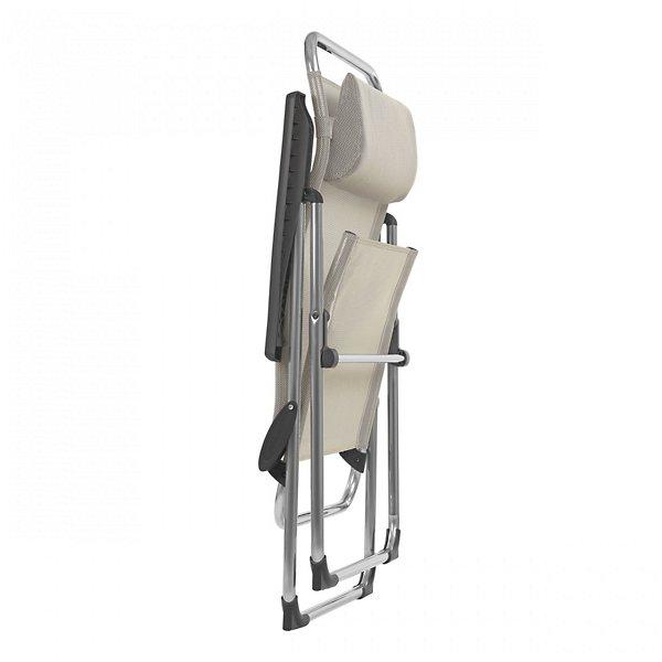 Alu CHAM XL Folding Armchair, Set of 2