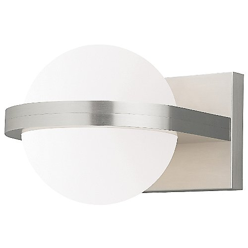 Capture led flushmount wall sconce by lbl lighting at lumens com