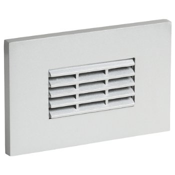 Louver LED Horizontal Step Light