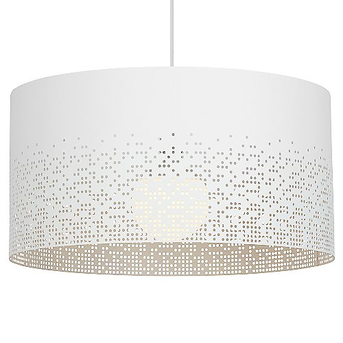 Crossblend grande drum pendant by lbl lighting at lumens com