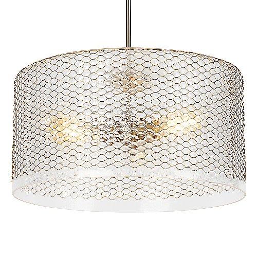 Lania grande drum pendant by lbl lighting at lumens com