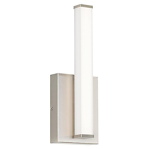 Lufe square wall sconce by lbl lighting at lumens com