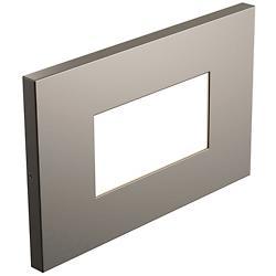 Vitra Horizontal LED Step Light (Satin Nickel) - OPEN BOX