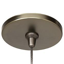 Fusion Jack Canopy 4 Inch Round Flush LED