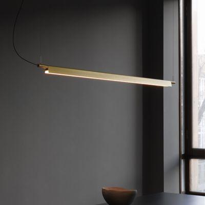 Linear Suspension Linear Long Rectangular Lighting at Lumenscom